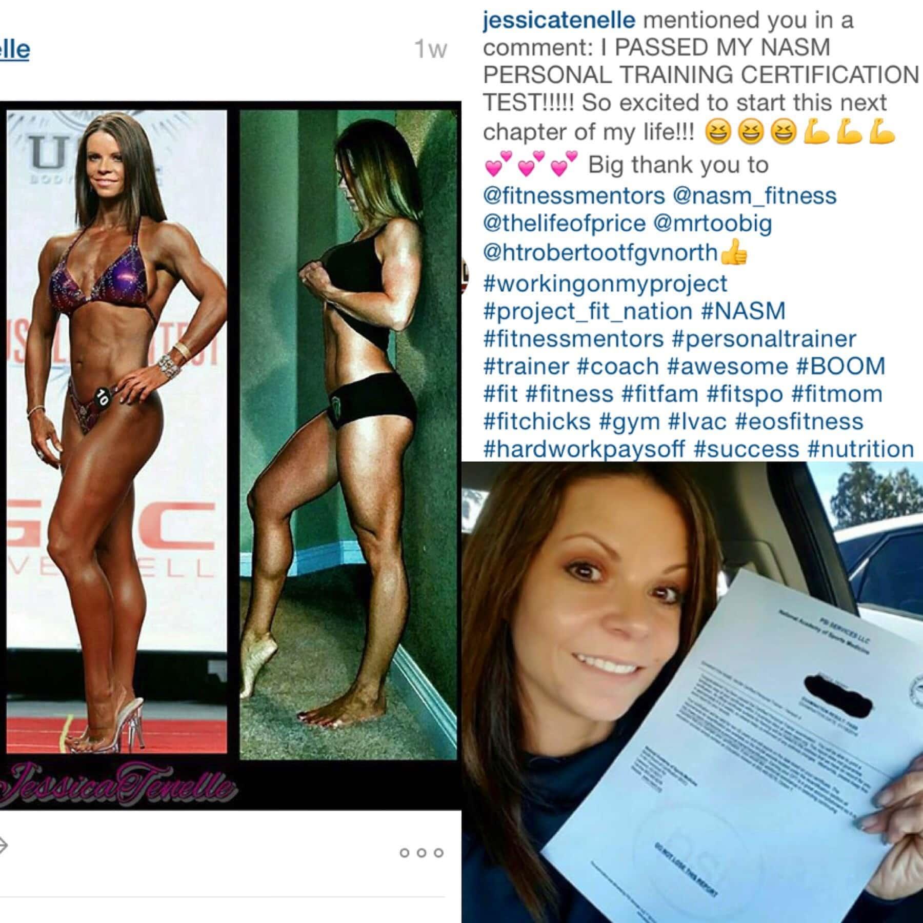 Jessica Tenelle