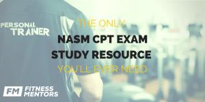 NASM CPT Exam