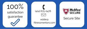 Fitness Mentors CEU Trust Signals