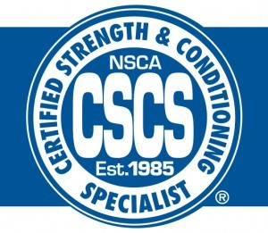 Certified Strength and Conditioning Specialist ceus