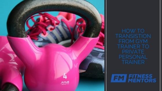 Private personal trainer