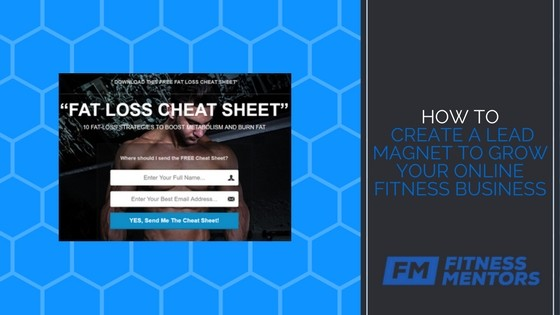 How to Create a Lead Magnet to Grow Your Online Fitness Business