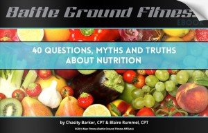 nutrition questions
