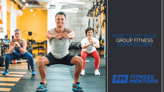 How to Get Your Group Fitness Certification