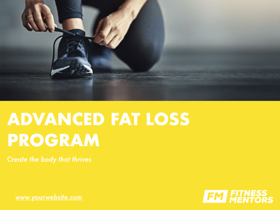 Advanced-Fat-Loss-Title-Page