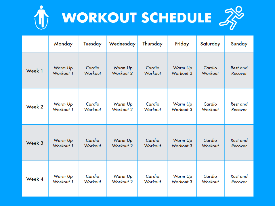 Sample-Workout-Schedule-Page