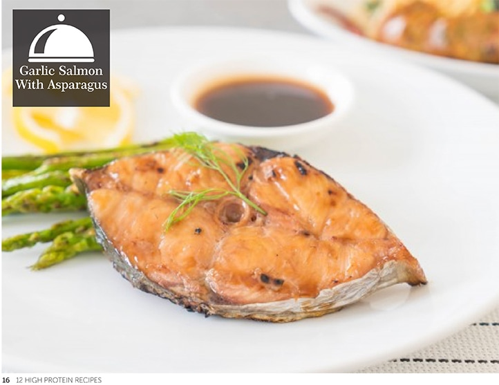 High-Protien-Grilled-Salmon